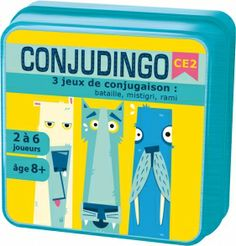 Conjudingo CE2 | Asmodee Editions