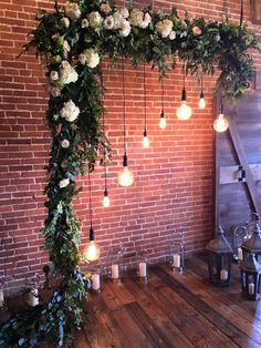 21 Stunning Examples of Wedding Lighting Decor That You Can DIY - Wedding Lighting Ideas and Inspiration - DIY Wedding Lighting - Wedding Lights - DIY Event Lighting Romantic Wedding Decor, Trendy Wedding, Perfect Wedding, Dream Wedding, Wedding Day, Wedding Reception, Wedding Rustic, Wedding Church, Wedding Trends
