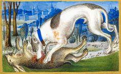 'Sforza Hours', Milan 1490 (BL, Add 34294, fol. 45r) | by gorbutovich