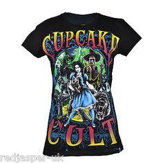 Cupcake Cult T-shirt for Girls