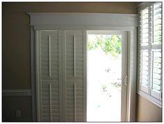 Patio Door Blinds on Pinterest