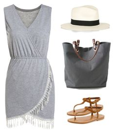 """""""Summer style"""" by kinacool ❤ liked on Polyvore featuring rag & bone, K. Jacques and Independent Reign"""