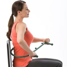 The Thera Cane helps you reach and rub out all your tightest spots after a tough workout.