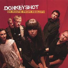 Donkeyshot - En Route From Reality