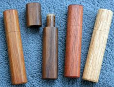 Image result for wooden needle cases