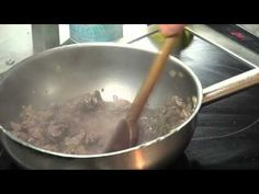 How to Cook a Beef Ragu | by Theo Randall - YouTube #HuffingtonPost #recipes #TheoRandall #Italian