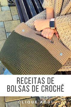 30 Adorable Design Ideas For Crocheted Hand Bags New 2019 - Page 23 of 30 - clea. - 30 Adorable Design Ideas For Crocheted Hand Bags New 2019 – Page 23 of 30 – clear crochet - Free Crochet Bag, Crochet Tote, Crochet Handbags, Crochet Purses, Crochet Baby, Knitting Patterns, Loom Knitting, Diy Crafts Crochet, Bag Tutorials