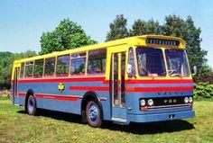 Volvo B57-55 VBK M42 '1975