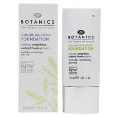 BOOTS Botanics Colour Adjusting Foundation Ivory * Find out more about the great beauty product at the image link.