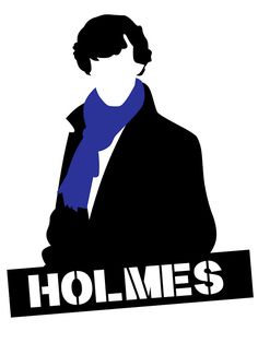 Sherlock Benedict Cumberbatch Holmes by Lindsay Marie