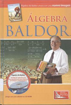 Baldor, Aurelio Algebra 2ª ed. 3 ejemplares