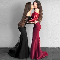 Lace Mermaid Prom Dresses, Long Sleeve Prom Dress, Off Shoulder Prom Dresses Red Lace Prom Dress, Mermaid Prom Dresses Lace, Lace Party Dresses, Black Prom Dresses, Cheap Prom Dresses, Dresses For Teens, Party Gowns, Ball Dresses, Homecoming Dresses