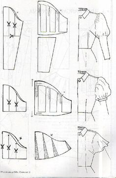 All Things Sewing and Pattern Making