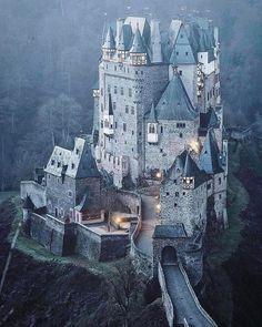 "Vacations   Travel   Nature (@planetfervor) on Instagram: ""Eltz Castle, Germany Follow @planetfervor for top travel inspiration! Photo by @felecool"""
