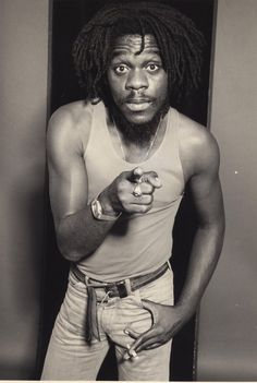 Lady..,..........The Crown Prince Of Reggae; Dennis Brown  For more awesome pins : #iQHamburg