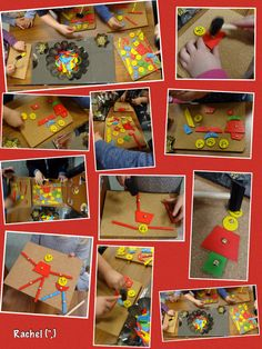 """Activities linked with aliens, robots & monsters in an Early Years classroom - from Rachel ("""",) Motor Activities, Activities For Kids, Finger Gym, Early Years Classroom, Robot Monster, Funky Fingers, Creative Curriculum, To Infinity And Beyond, Creative Play"""