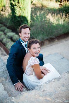 Karol R. Photographie - Mariage - Pertuis - Domaine Val Joanis - Provence - France - Photos de couple