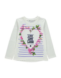 Live, Love, Laugh Top | Kids | George at ASDA