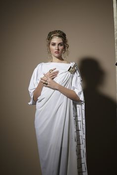 """Ancient Greece"" Special thanks to: Anna Mandreka / Athensfashionclub Fashion School Elia Kanaki / MY MAKEUP BOOK by Elia Kay Art Wear Dimitriadis / Passion Alley Studio Verve"