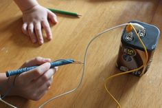 How to build an electromagnet - simple and fun!