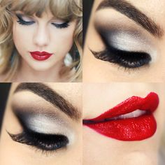 Makeup Tutorial - Taylor Swift Blanck Space by Bruna Tavares <3