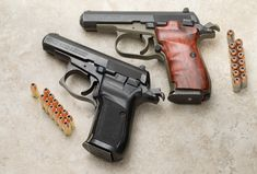 CZ83 (380ACP, left) and CZ82 (9x18Mak, right) with their full combat loads of 12+1.