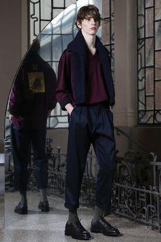 See the Iceberg autumn/winter 2015 menswear collection
