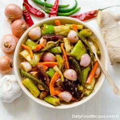 Malay Pickle (Sri Lankan Style) #VisitSriLanka #lka