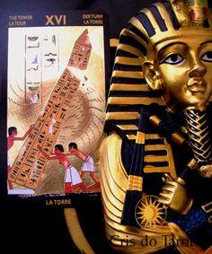 A Torre- Nefertari Tarot