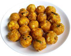 Mouthwatering Food Recipes: 324) KAPPA BONDA