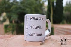 Caffè italiano Café español American Coffee