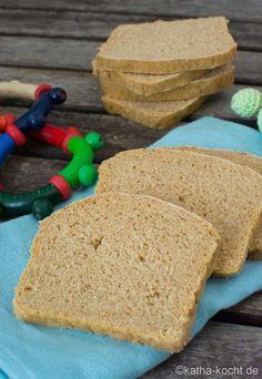 Brot für Babys selber backen – ohne Salz und Zucker - katha-kocht!