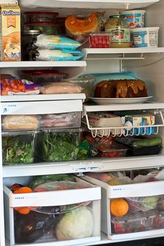 What's in My Fridge?   by Sonia! The Healthy Foodie