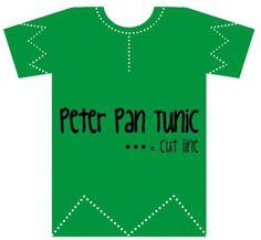 Como fazer fantasia de Peter Pan - 5 passos (com imagens)
