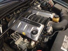 Pontiac GTO 6.0L LS2