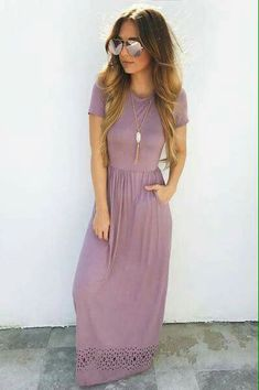 Summer Outfits: 50 Elegant Summer Outfits To Update Your Wardrobe Modest Outfits, Modest Fashion, Dress Outfits, Fashion Outfits, Ladies Fashion, Hijab Fashion, Fashion Tips, Short Beach Dresses, Cute Dresses