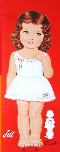 Paper Dolls~Schoolgirl Doll - Bonnie Jones - Picasa Web Albums