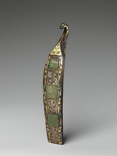 Belt hook Period: Eastern Zhou dynasty, Warring States period (475–221 B.C.) Date: 5th–3rd century B.C. Culture: China
