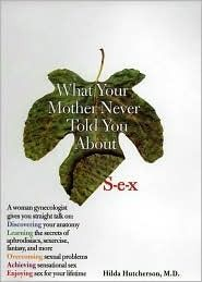 """Genevieve: """"This book answers a lot of the questions women are afraid to ask but want to know about female sexuality."""""""