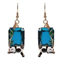 Pandamonium Earrings