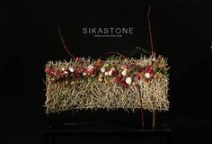 Frédéric Dupré In Sikastone//2017.01.11~2017.01.15 — at Sikastone Floristry Education
