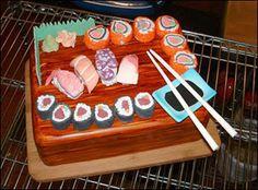 Torta: Table de Sushi