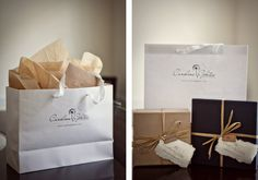 Environmentally Friendly Photography Packaging : Complete Set & Where to buy it all