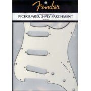 Fender Accessories 099-1374-000 Stratocaster Electric Guitar Pickguard
