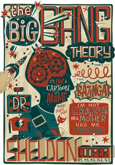 The Physics of Friendship: A Tribute to The Big Bang Theory - Nucleus | Art Gallery and Store