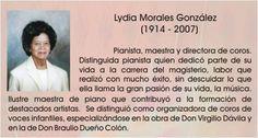 Lidia Morale Gonzalez 1914 - 2007