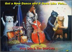 Funny cats illustration people 31 Ideas for 2019 Art And Illustration, Illustrations, I Love Cats, Crazy Cats, Cool Cats, Musical Cats, Art Et Nature, Beautiful Gif, Animation