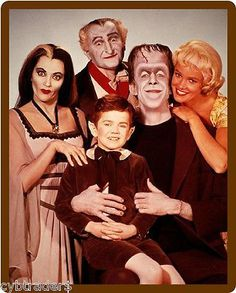 Coolest creepy family!