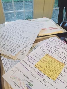 bellestudy: Studying for a midterm that is in... - The Organised Student