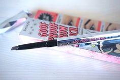 50 Looks of LoveT.: Dünne Augenbrauen auffüllen mit dem Goof Proof Bro... Goof Proof Brow Pencil, Brows, Beauty, Filling In Eyebrows, Nursing Care, Eyebrows, Eye Brows, Beauty Illustration, Brow